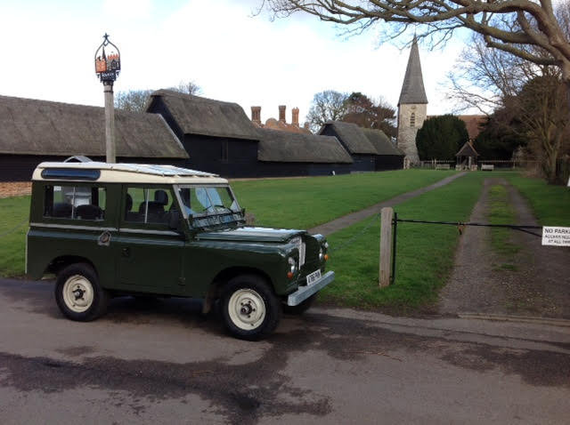 1984 Land Rover 88 For Sale by Auction (picture 1 of 6)
