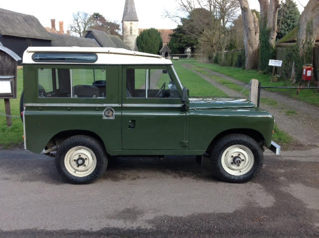 1984 Land Rover 88 For Sale by Auction (picture 3 of 6)