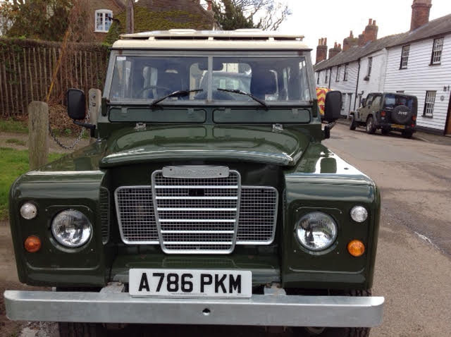 1984 Land Rover 88 For Sale by Auction (picture 4 of 6)