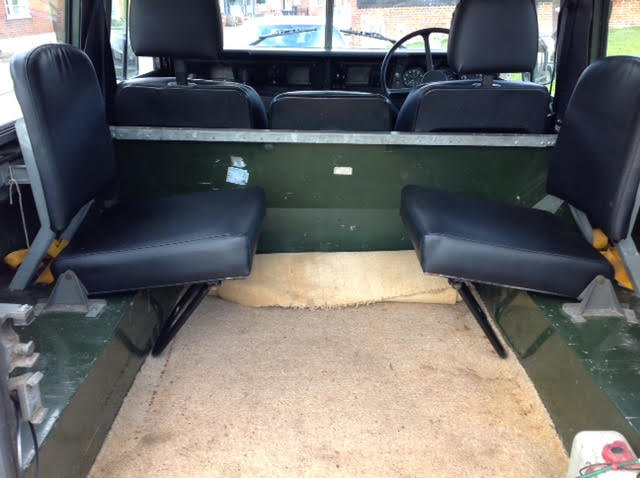 1984 Land Rover 88 For Sale by Auction (picture 6 of 6)