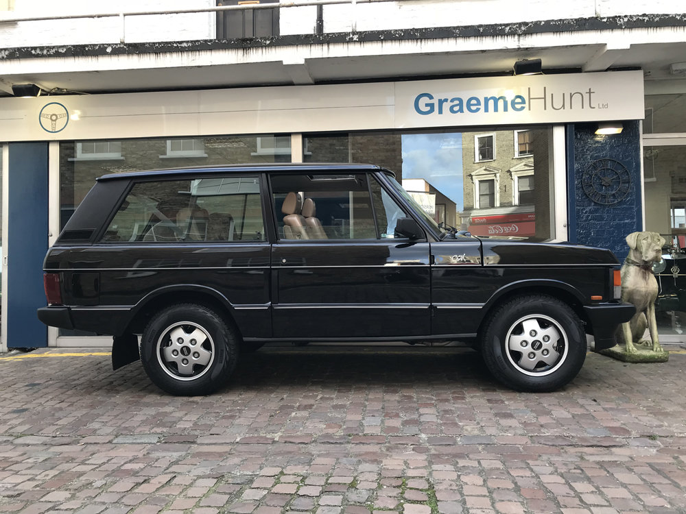 1991 Range Rover Classic CSK - body off restoration For Sale (picture 3 of 6)