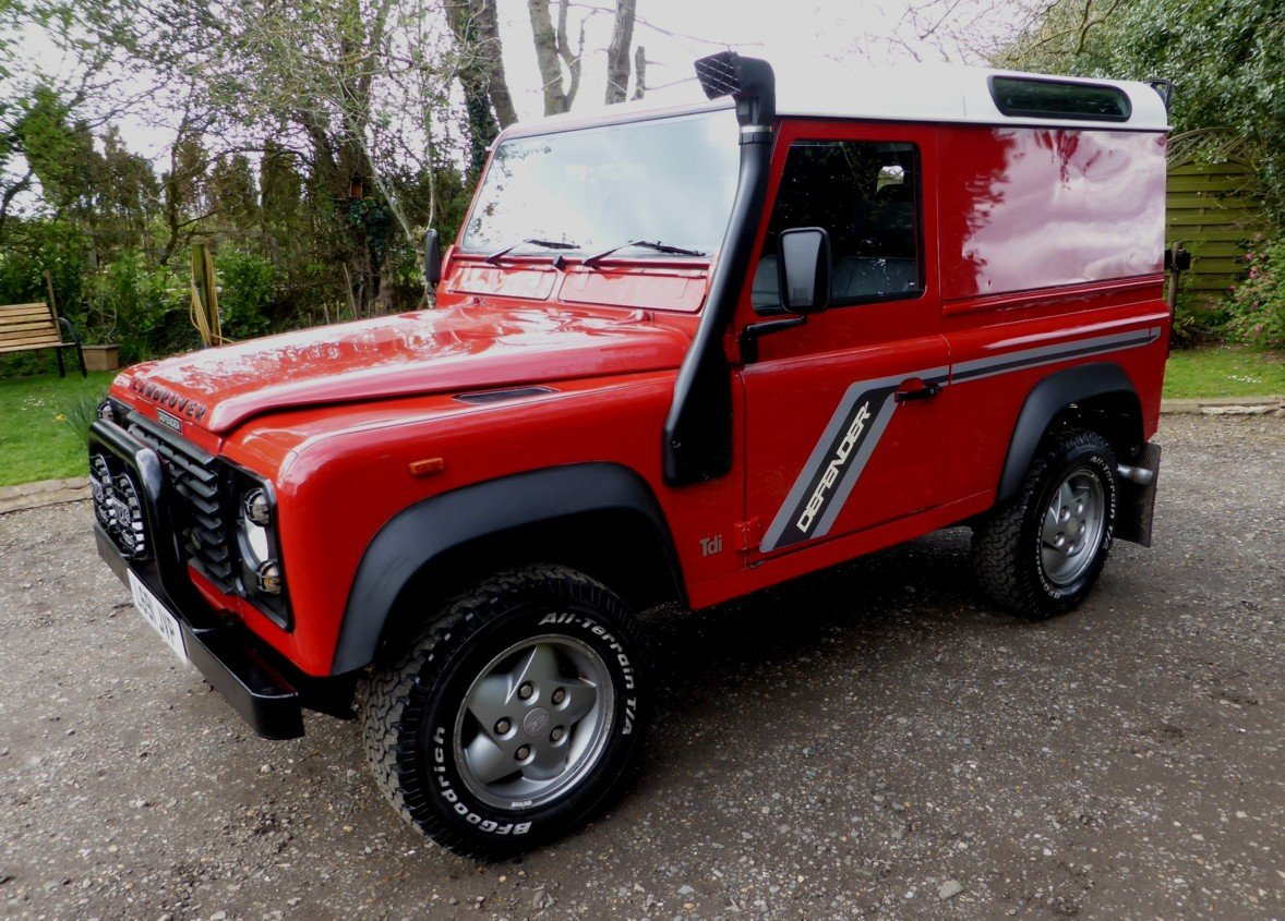 1993 Stunning and outstanding Defender 90 200tdi For Sale (picture 3 of 6)