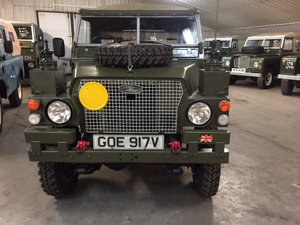 1980 Land Rover ® Lightweight (GOE) SOLD