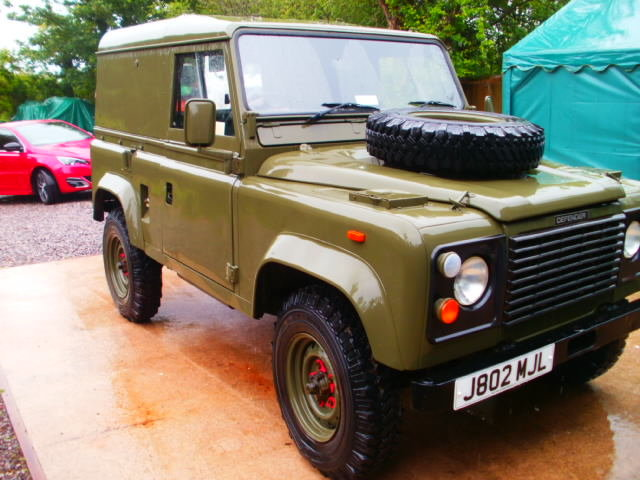 1992 landrover ffr light use only For Sale (picture 2 of 6)