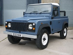 1988 Land Rover Ninety Diesel Turbo - Truck Cab Pickup For Sale