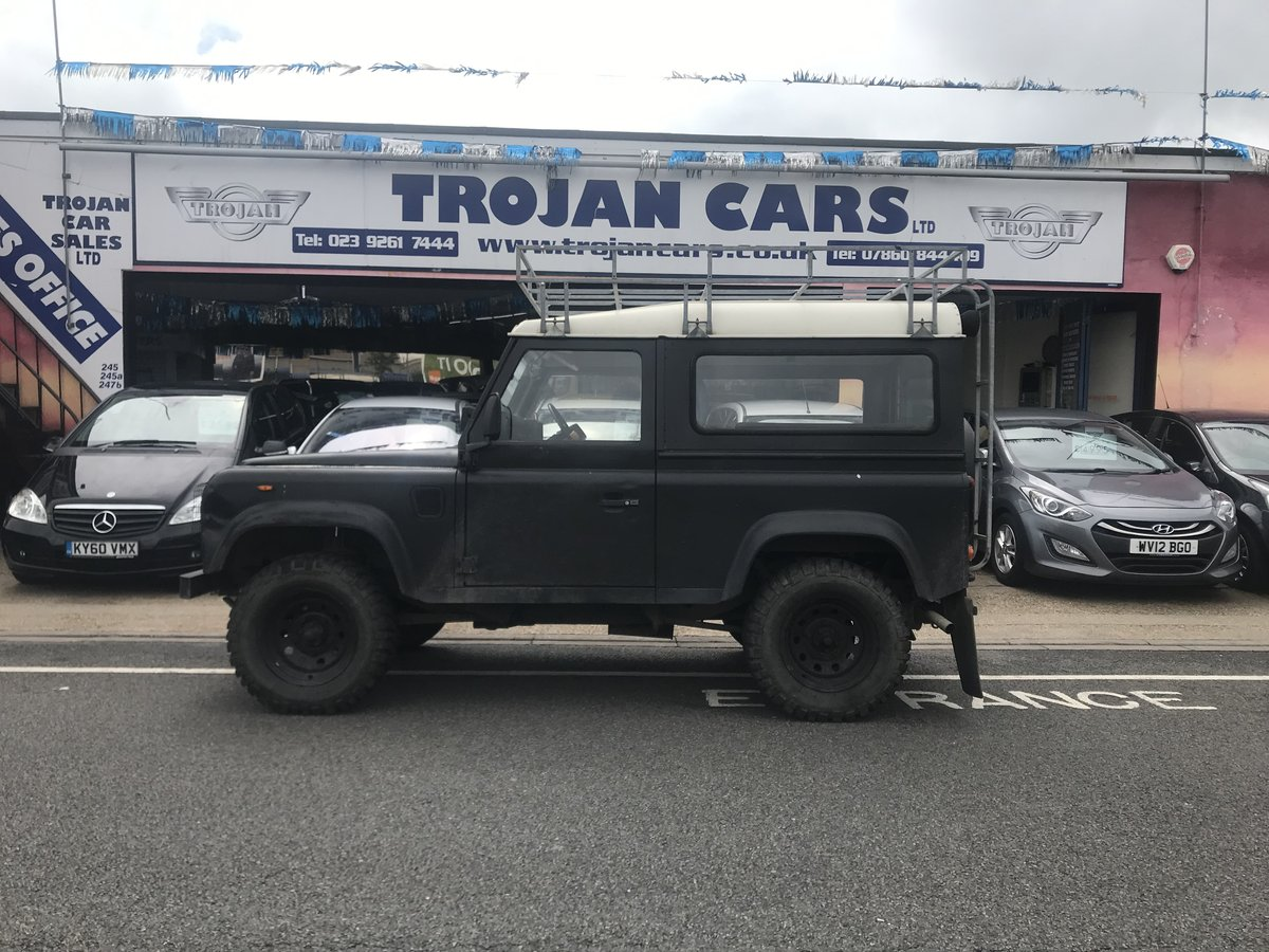 1988 Landrover 90 4cyl Reg DT For Sale (picture 1 of 5)