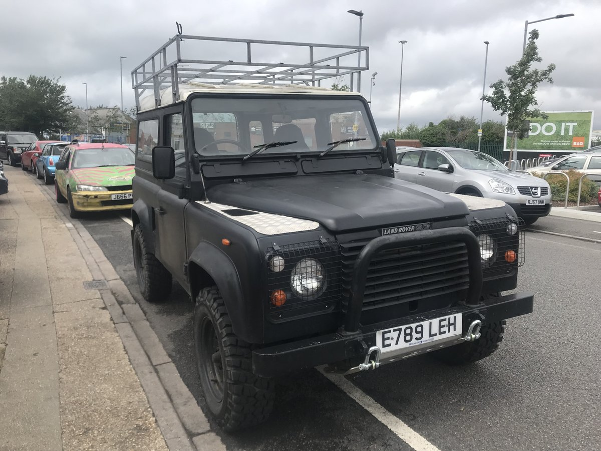 1988 Landrover 90 4cyl Reg DT For Sale (picture 3 of 5)