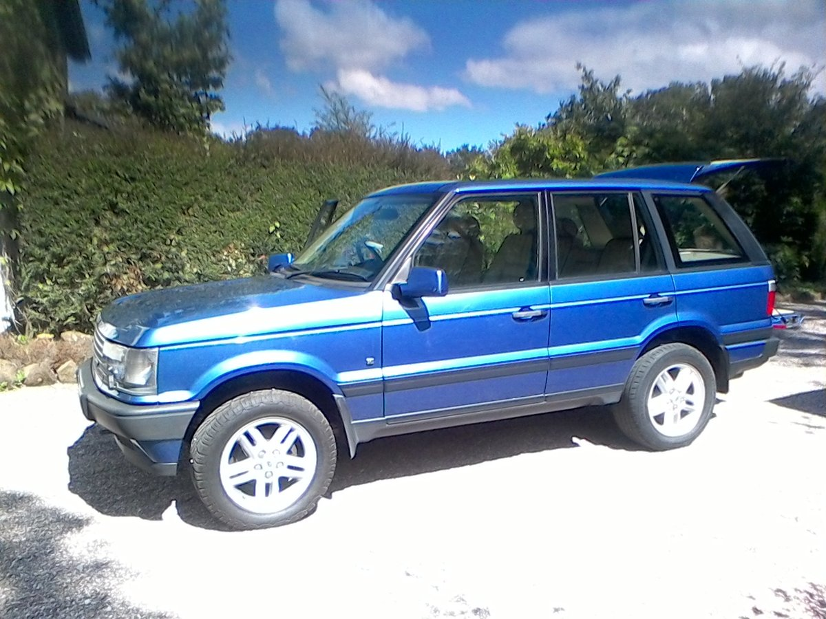 2002 Range rover dt hse For Sale (picture 1 of 6)