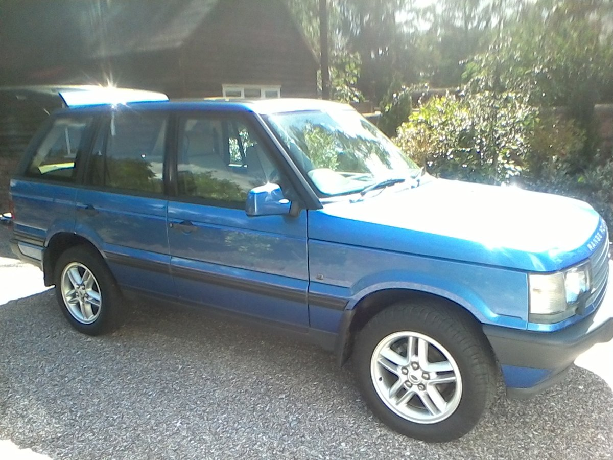2002 Range rover dt hse For Sale (picture 2 of 6)