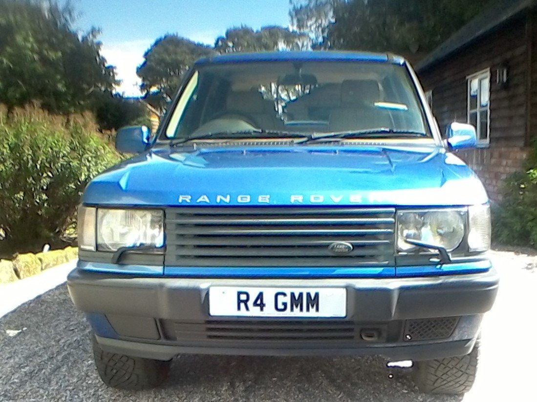 2002 Range rover dt hse For Sale (picture 3 of 6)
