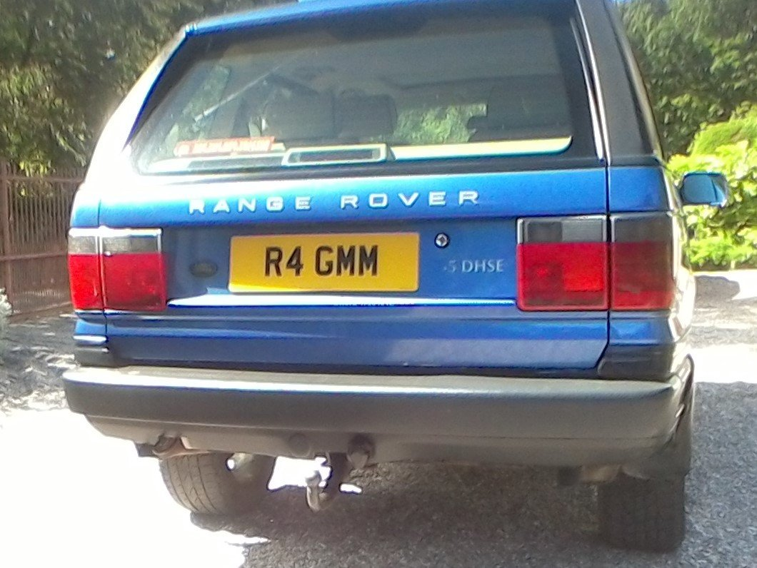 2002 Range rover dt hse For Sale (picture 4 of 6)