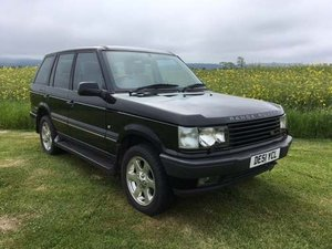 2001 Range Rover Vogue **Without Reserve** at Auction 17th August SOLD by Auction