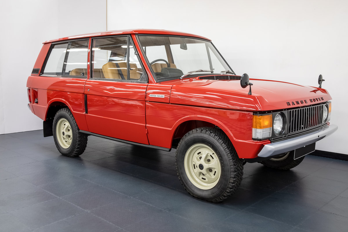Range Rover Classic Mk1 1970 For Sale (picture 1 of 6)
