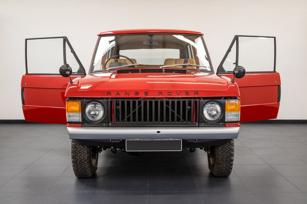 Range Rover Classic Mk1 1970 For Sale (picture 3 of 6)