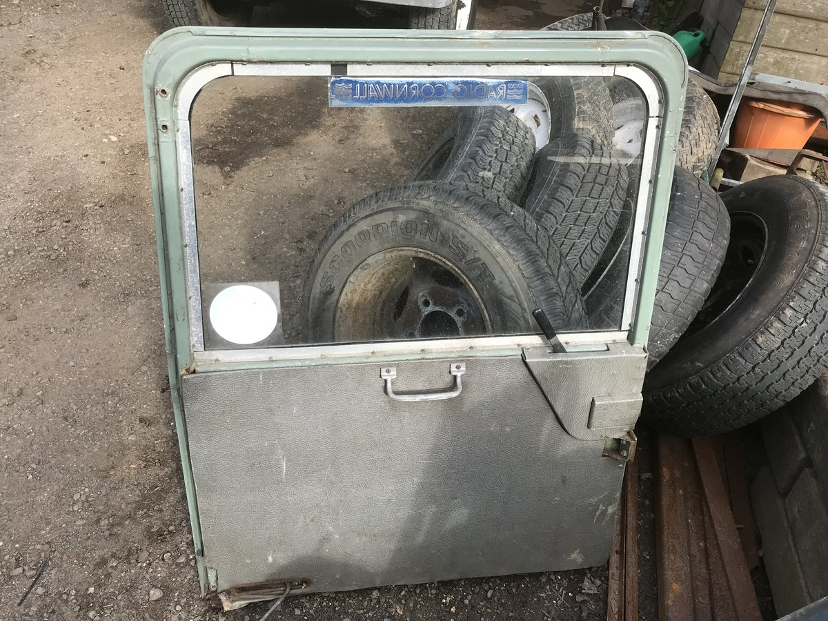 1966 Land Rover Series 2a SWB. Very original!! SOLD (picture 6 of 6)