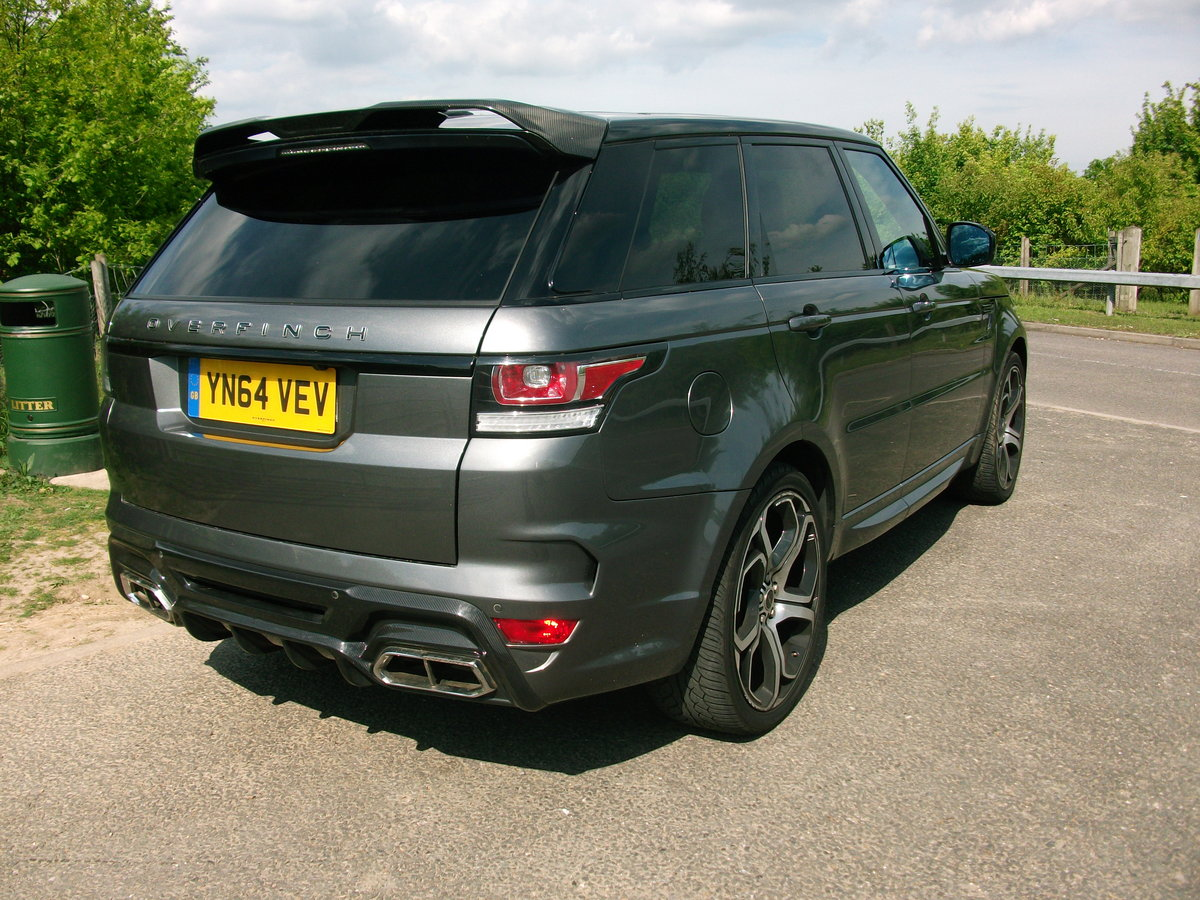 2014 RangeRover Sport Overfinch SDV8 SOLD (picture 2 of 6)