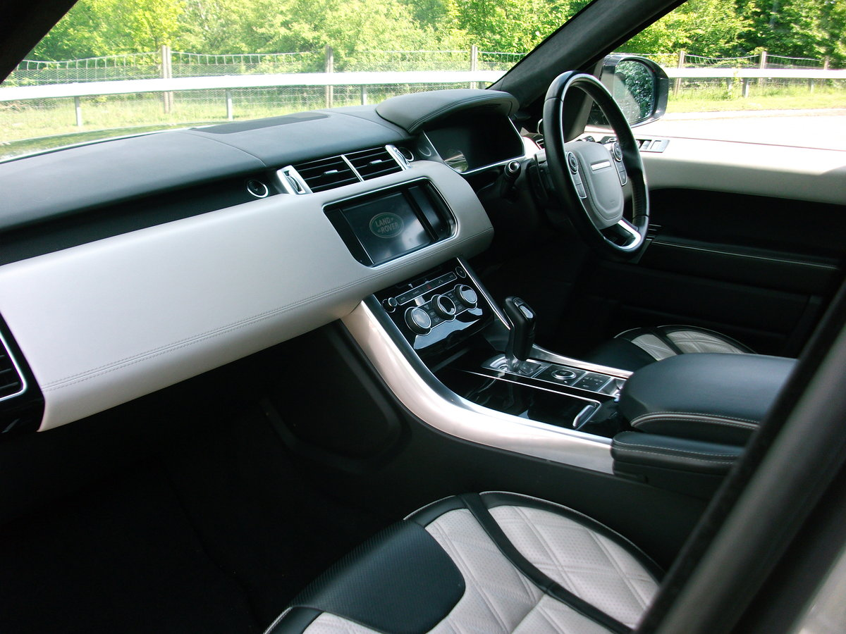 2014 RangeRover Sport Overfinch SDV8 SOLD (picture 3 of 6)