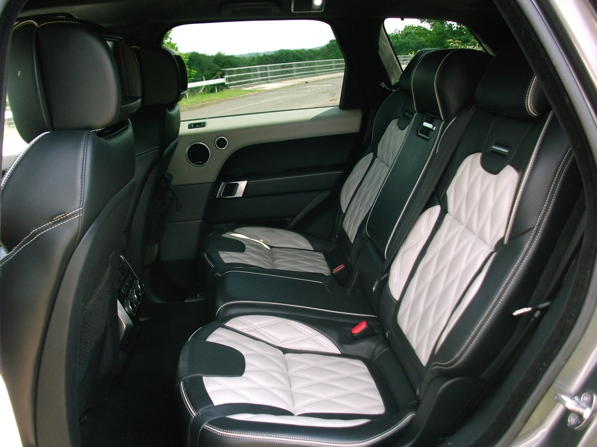 2014 RangeRover Sport Overfinch SDV8 SOLD (picture 4 of 6)