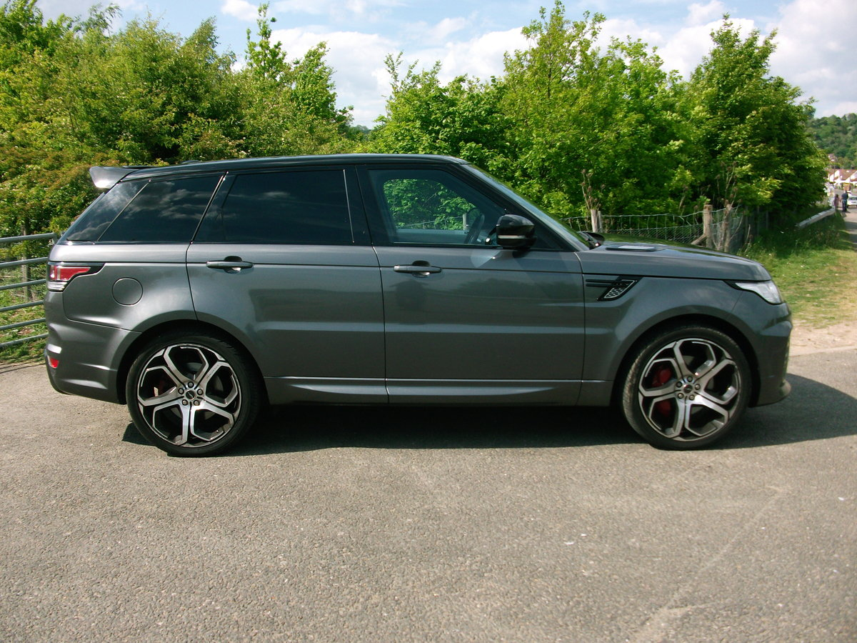 2014 RangeRover Sport Overfinch SDV8 SOLD (picture 6 of 6)