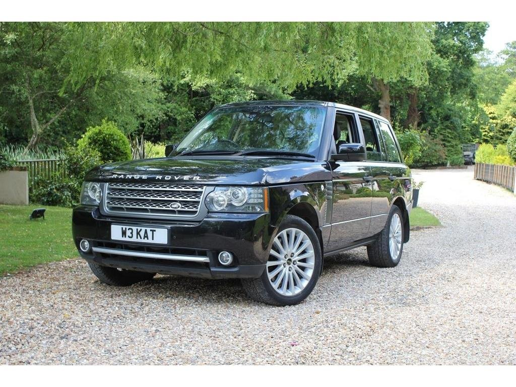 2010 Land Rover Range Rover 5.0 V8 Supercharged Autobiography 5dr For Sale (picture 1 of 1)