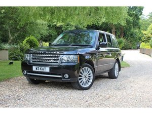 2010 Land Rover Range Rover 5.0 V8 Supercharged Autobiography 5dr For Sale