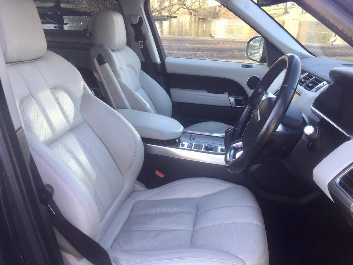 2014 Land rover range rover sport se tdv6 automatic 3.0 For Sale (picture 5 of 6)