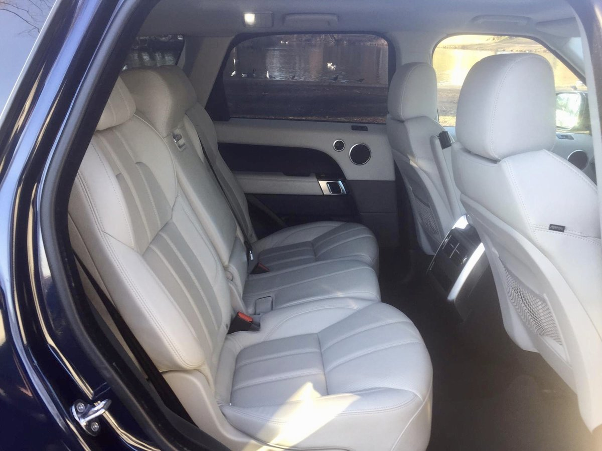 2014 Land rover range rover sport se tdv6 automatic 3.0 For Sale (picture 6 of 6)