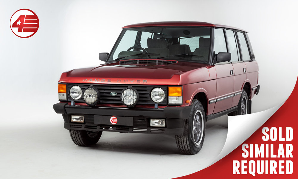 1993 Range Rover Classic Vogue /// 120k Miles SOLD (picture 1 of 1)