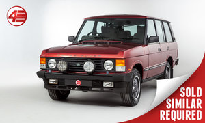 1993 Range Rover Classic Vogue /// 120k Miles SOLD