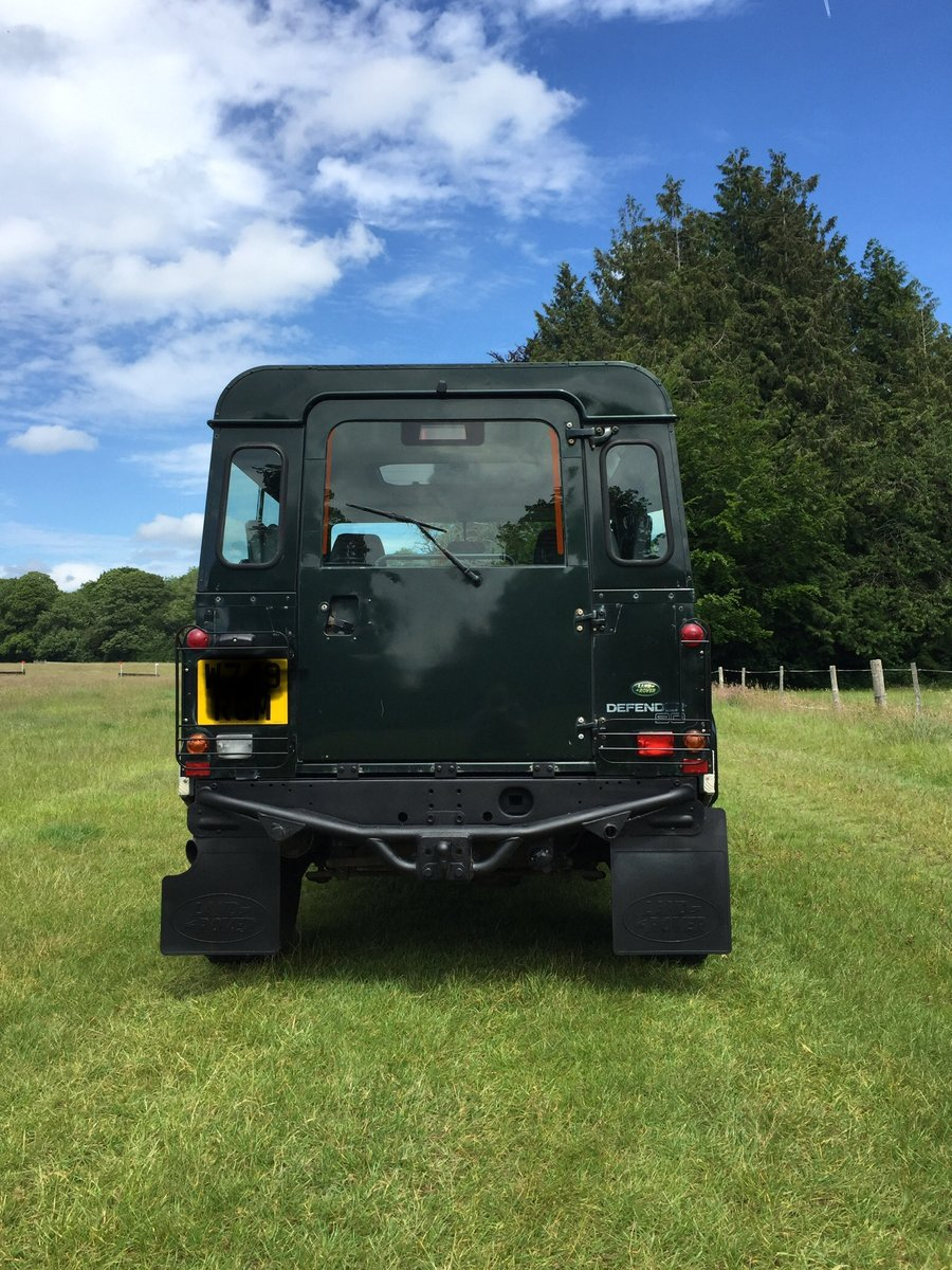 2000 Land Rover Defender 90 County TD5 For Sale (picture 4 of 6)