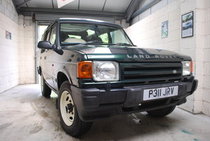 1996 Land Rover Discovery 300 TDi For Sale
