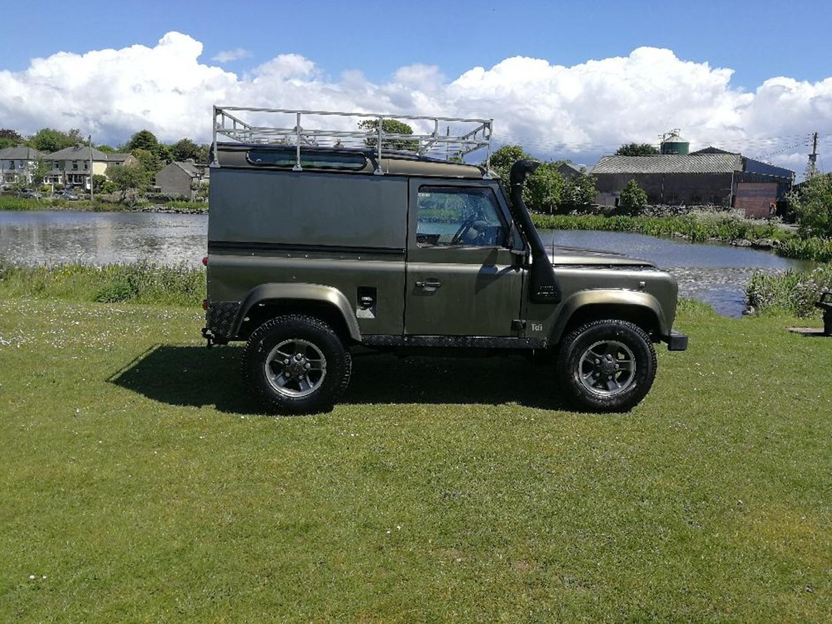 1994 Land Rover Defender 90 07880 700636 For Sale (picture 1 of 1)