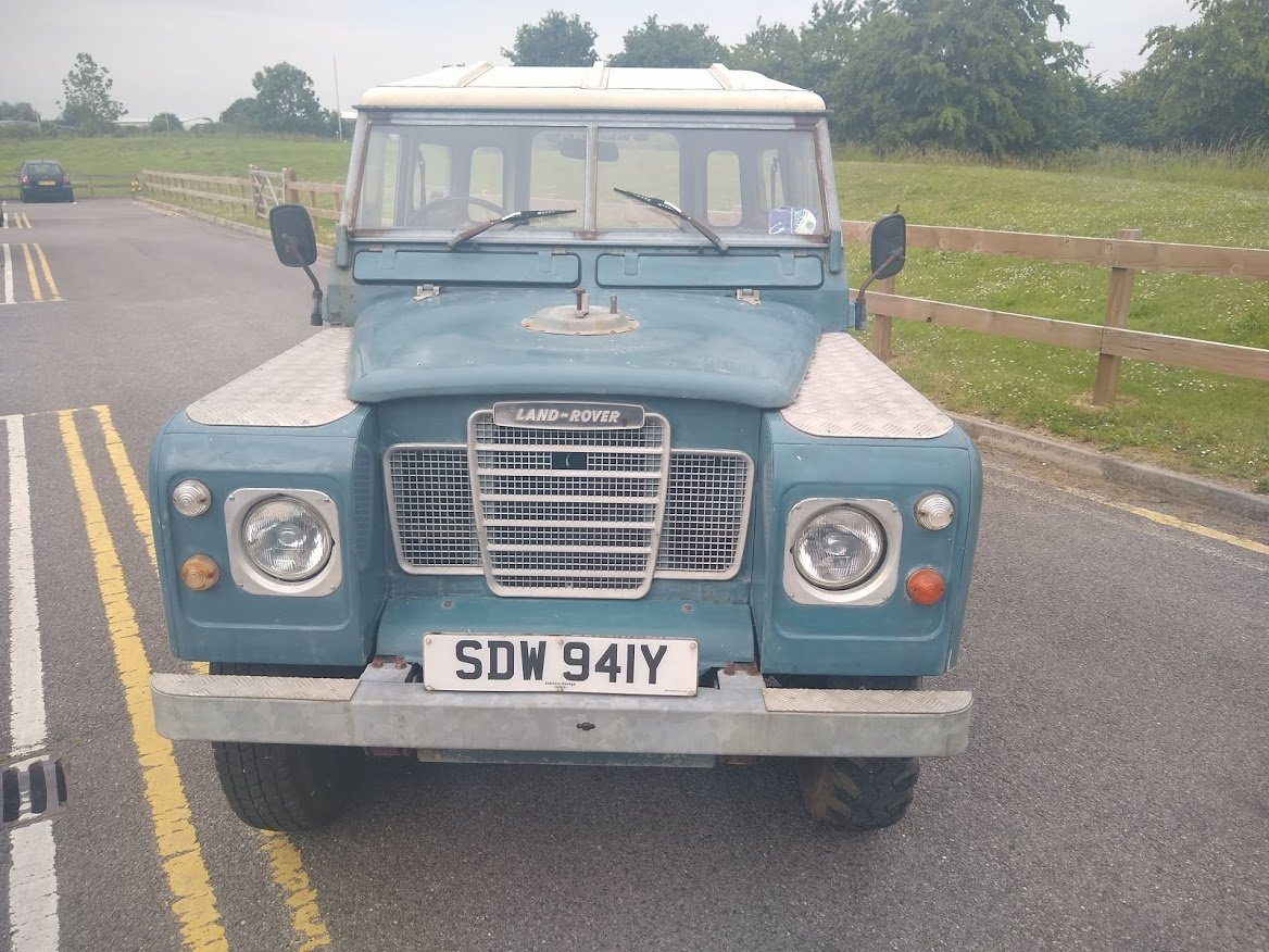 1983 Land Rover series 3 88 For Sale by Auction (picture 6 of 6)