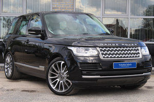 2014 14 RANGE ROVER 3.0 TDV6 VOGUE AUTO  For Sale