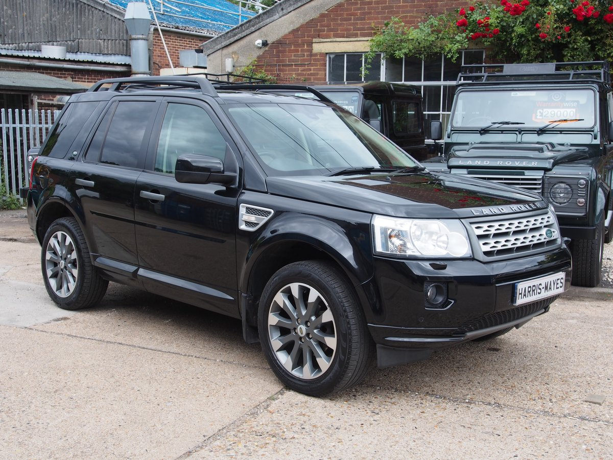 2011 Land Rover Freelander 2 SD4 XS For Sale (picture 1 of 6)