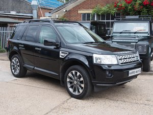 2011 Land Rover Freelander 2 SD4 XS For Sale