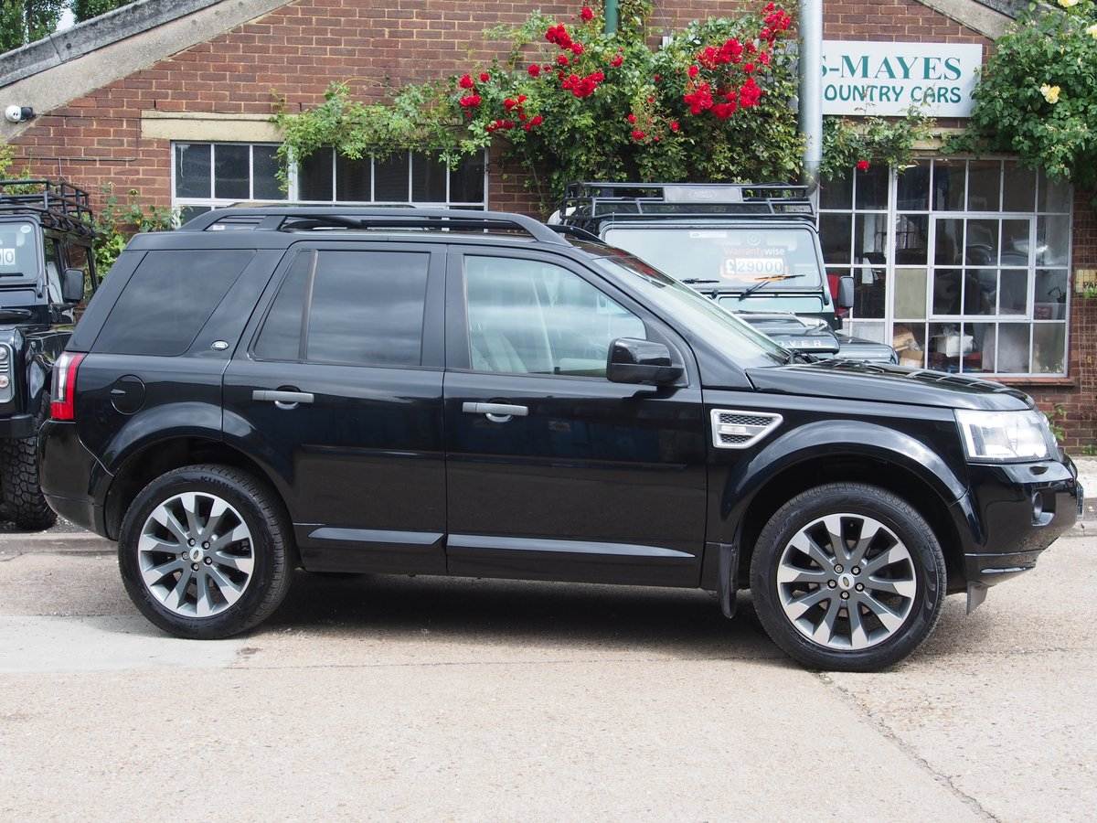 2011 Land Rover Freelander 2 SD4 XS For Sale (picture 2 of 6)