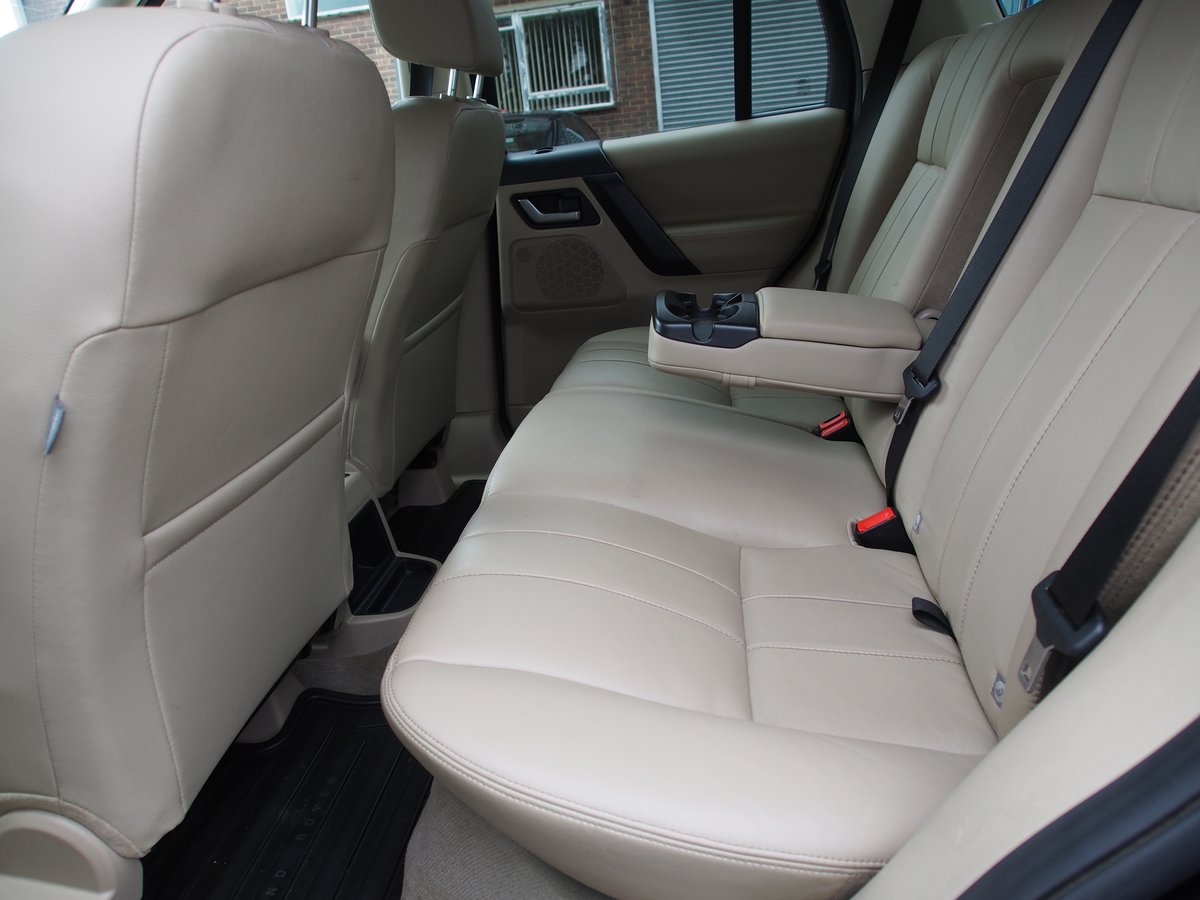 2011 Land Rover Freelander 2 SD4 XS For Sale (picture 5 of 6)