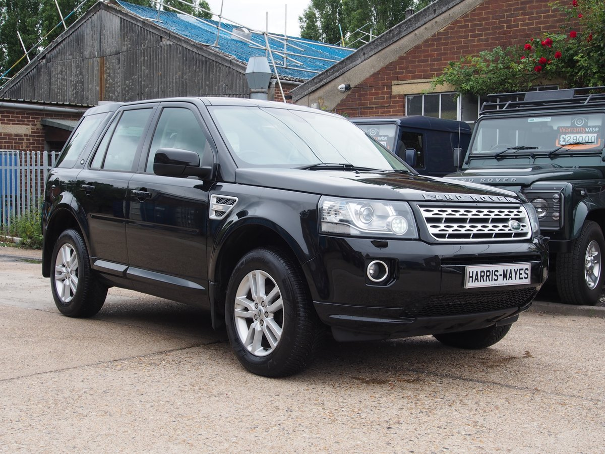 2013 Land Rover Freelander 2 2.2 TD4 XS For Sale (picture 1 of 6)