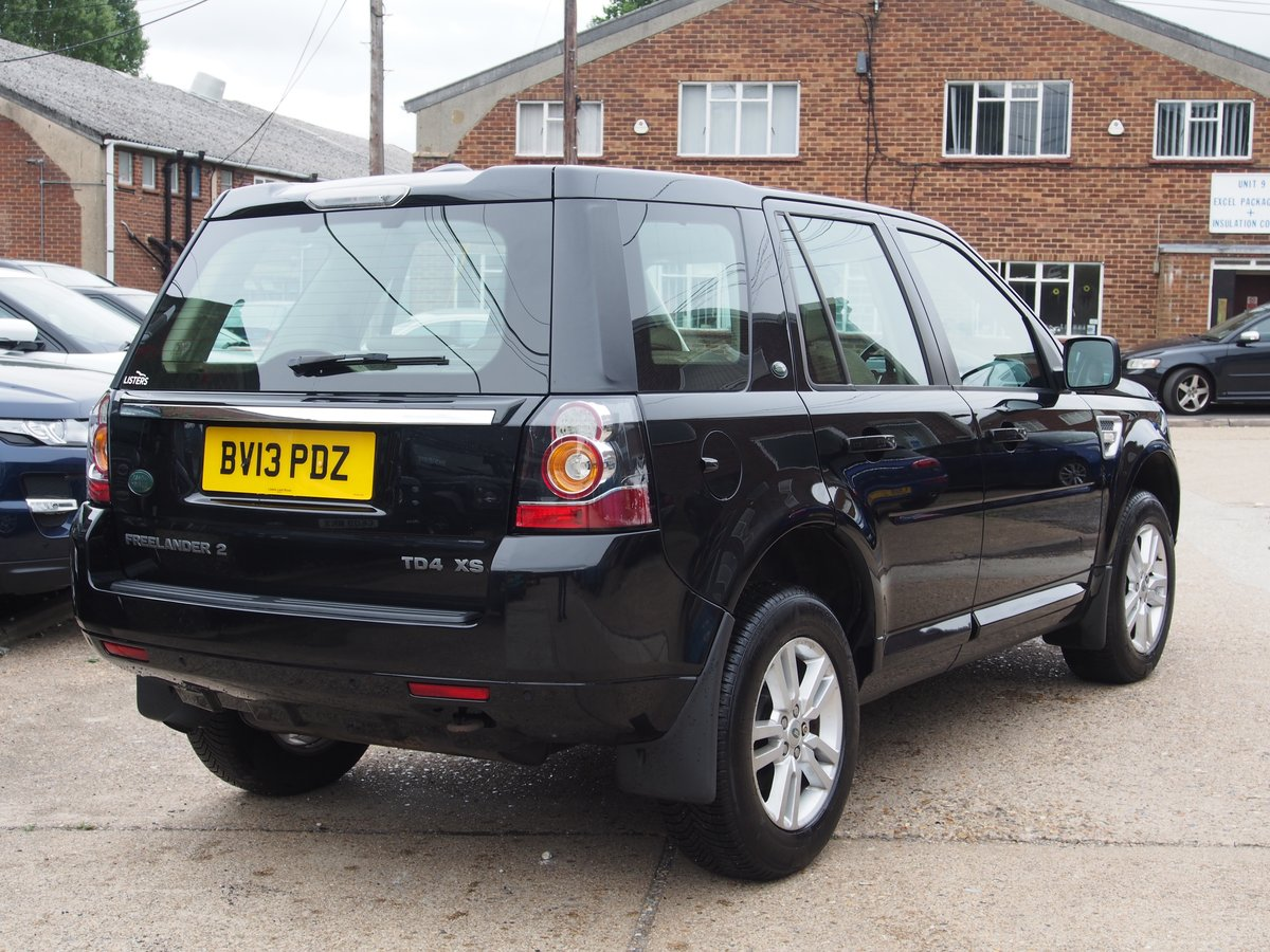 2013 Land Rover Freelander 2 2.2 TD4 XS For Sale (picture 3 of 6)