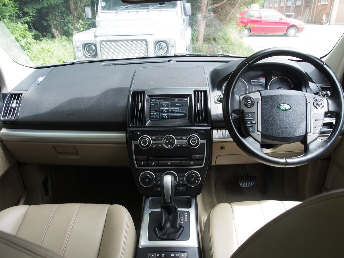 2013 Land Rover Freelander 2 2.2 TD4 XS For Sale (picture 5 of 6)
