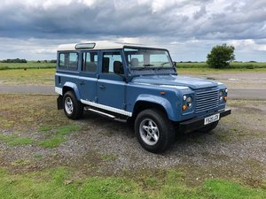 1989 Land Rover 110 4.6 v8 Overfinch For Sale