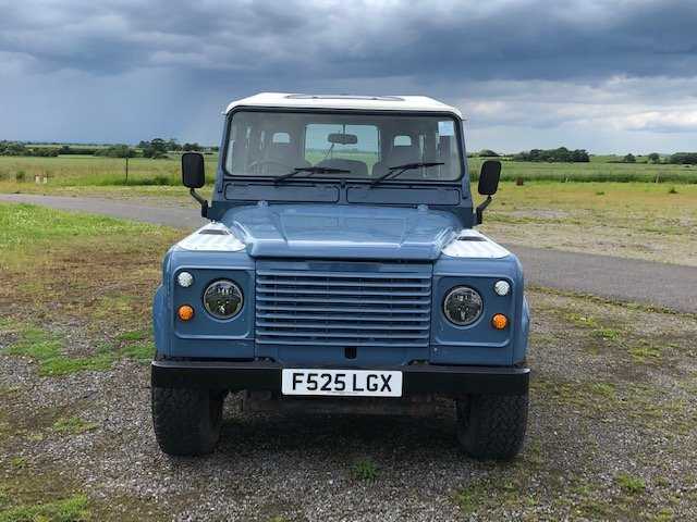 1989 Land Rover 110 4.6 v8 Overfinch For Sale (picture 2 of 5)
