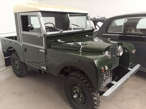1957 Landrover Series 1 Show Condition For Sale