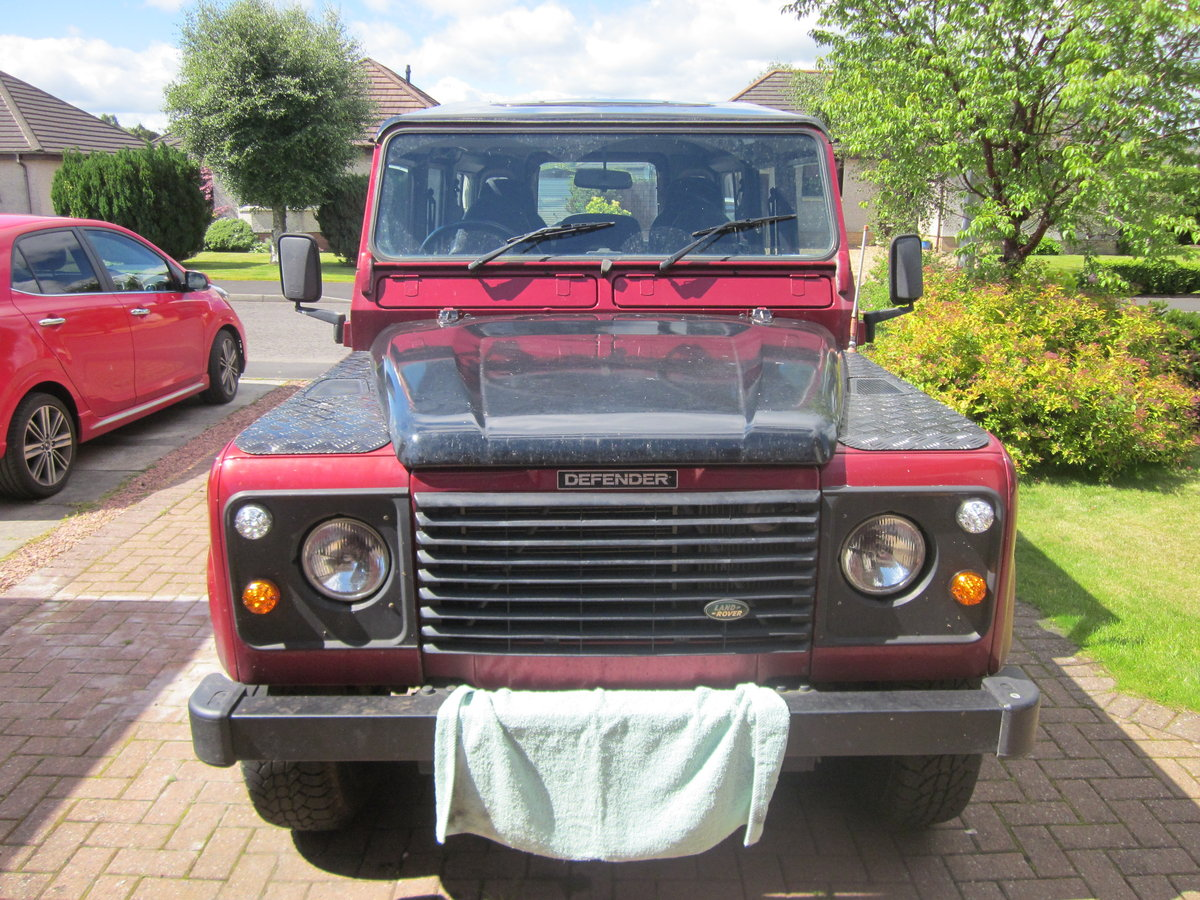 1996 Land Rover 110 300 Tdi  For Sale (picture 5 of 6)