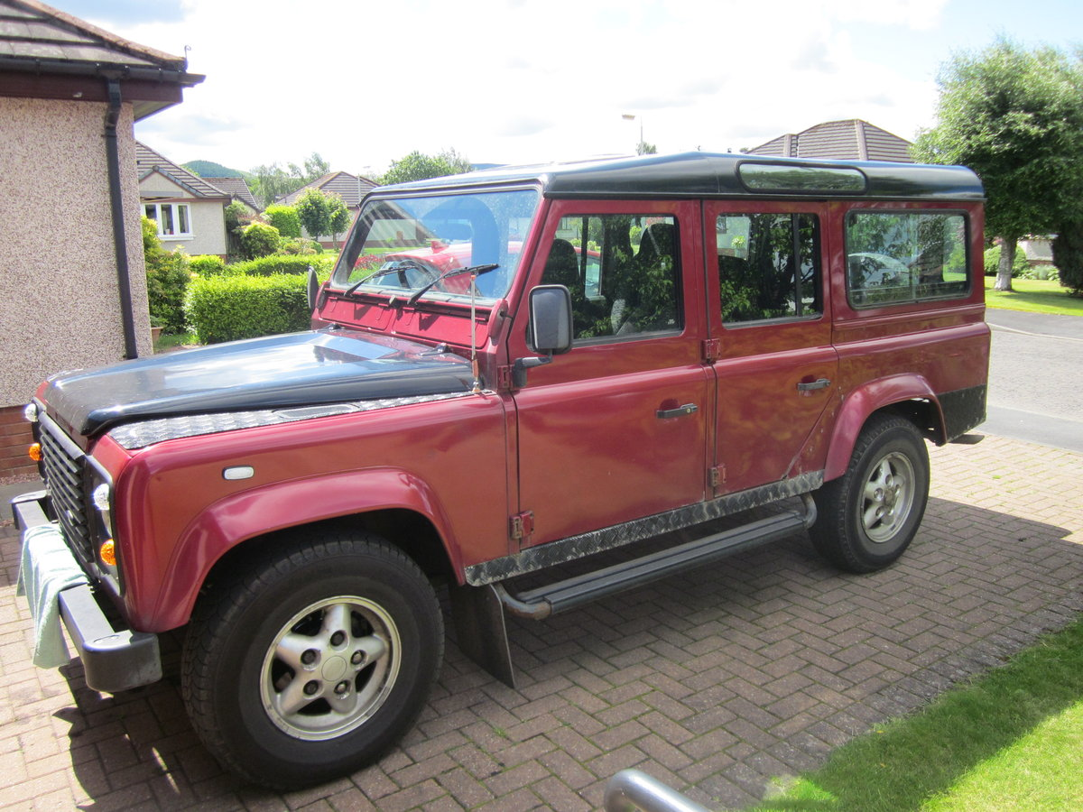 1996 Land Rover 110 300 Tdi  For Sale (picture 6 of 6)