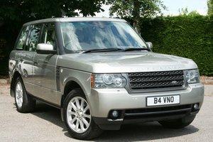 2011 Range Rover 4.4 TDV8 Vogue Auto For Sale