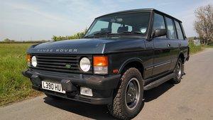 1994 Range Rover Classic Vogue SE Soft Dash V8 79K mile For Sale