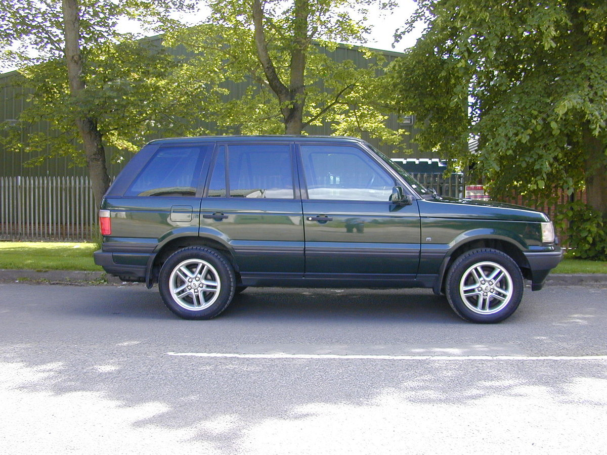2001 RANGE ROVER P38 4.6 VOGUE RHD - JUST 59k! - EXCEPTIONAL! For Sale (picture 2 of 6)