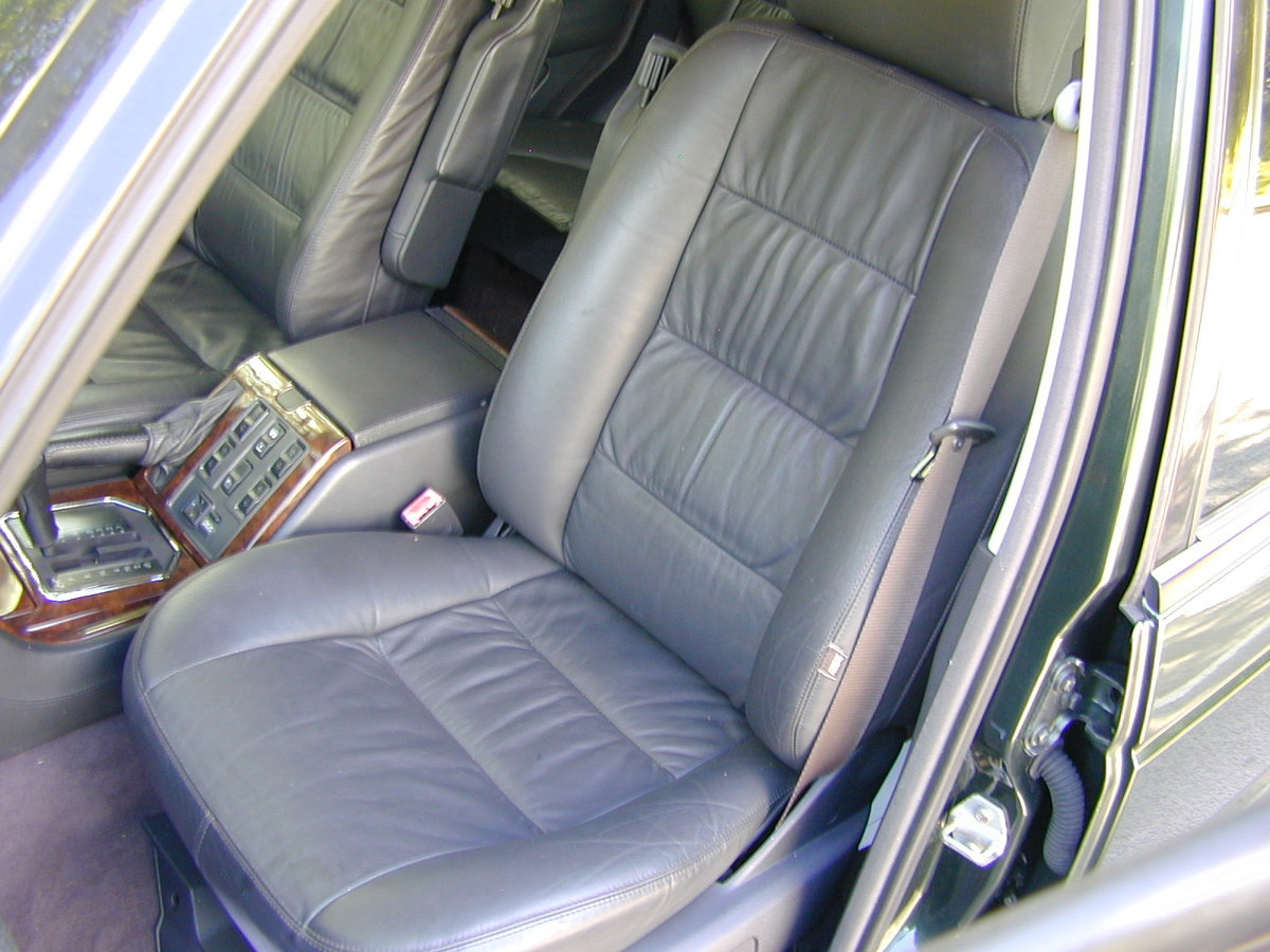 2001 RANGE ROVER P38 4.6 VOGUE RHD - JUST 59k! - EXCEPTIONAL! For Sale (picture 5 of 6)